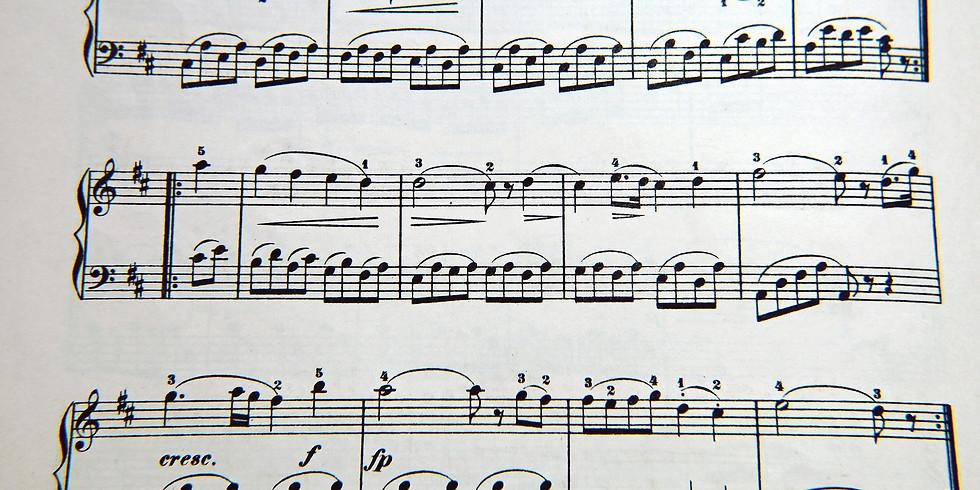Offenes Singen wird wieder aufgenommen