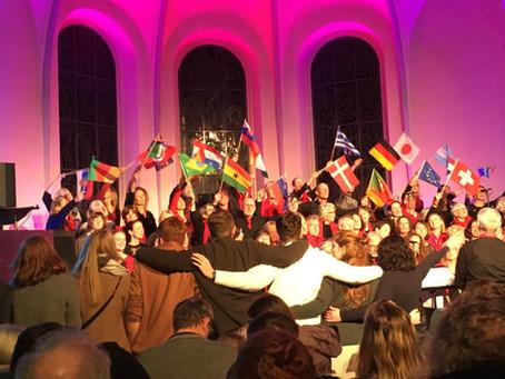 Mehr als 1.300 Besucher bei den Adventskonzerten von ´n Joy