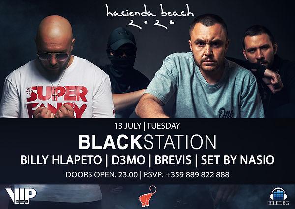 Black Station Hacienda Beach Poster.jpg