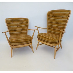 I want to sell my Ercol armchairs blonde vintage London M25 how do I how to