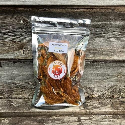 Aji Limon Dried Chillies 15g