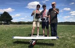 Stage pilotage avion aéromodélisme