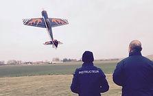 Stage aéromodélisme avion radiocommandé