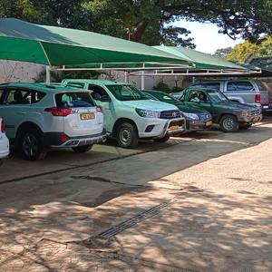 Area 3 carpark