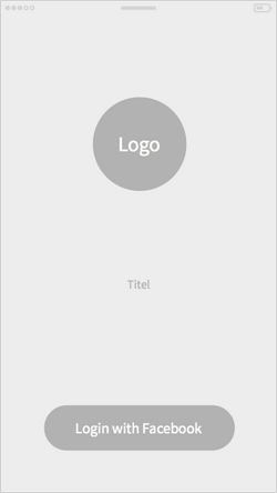 Intro screen