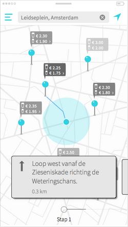 Navigation design 2