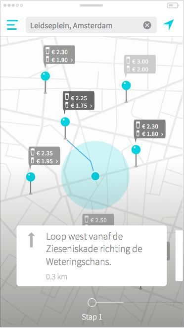 Navigation design 1