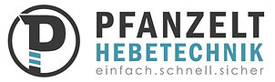 Logo Pfanzelt Hebetechnik GmbH