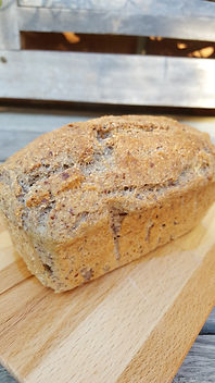 Activated bread bake at home mix