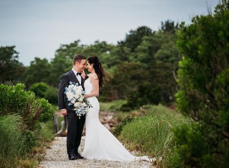 Eagles Neck Estate | Cape Cod Wedding | Ryan + Suzy