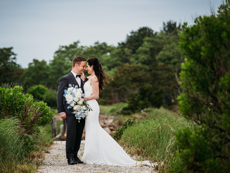 Eagles Neck Estate | Cape Cod Wedding | Ryan + Suzy