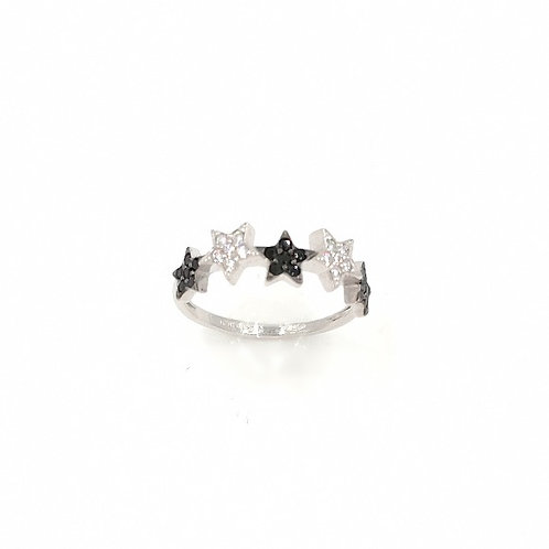 Anello Constellation Black & White