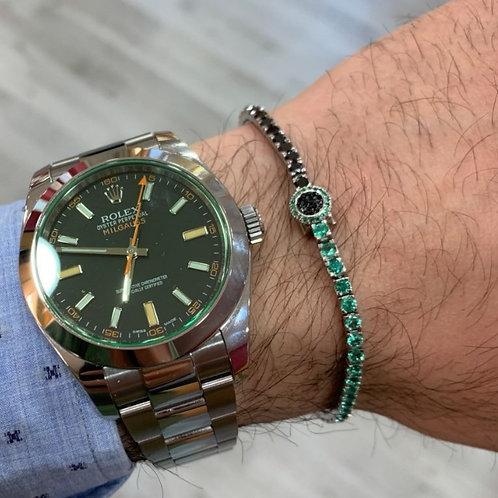 B.T.B. Black Diamonds & Emeralds
