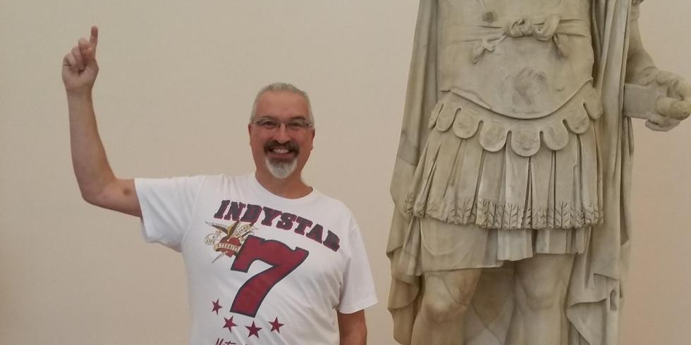 Talk on Julius Caesar by Dr Simon Elliott