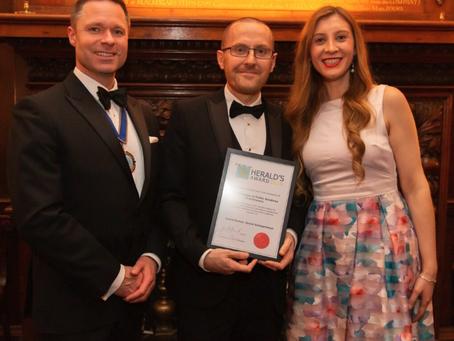2019 Herald's Award