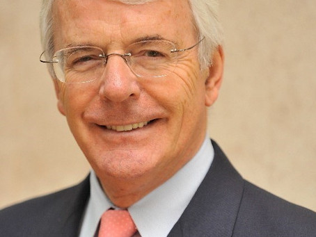 Lord Chadlington in conversation with The Rt Hon Sir John Major KG CH 3 July 2018