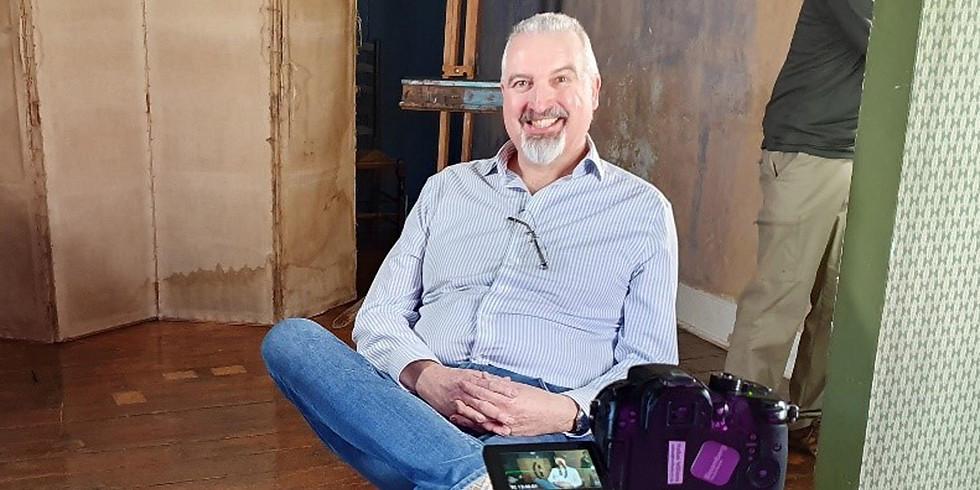 Dr Simon Elliotts Late Roman London virtual Presentation