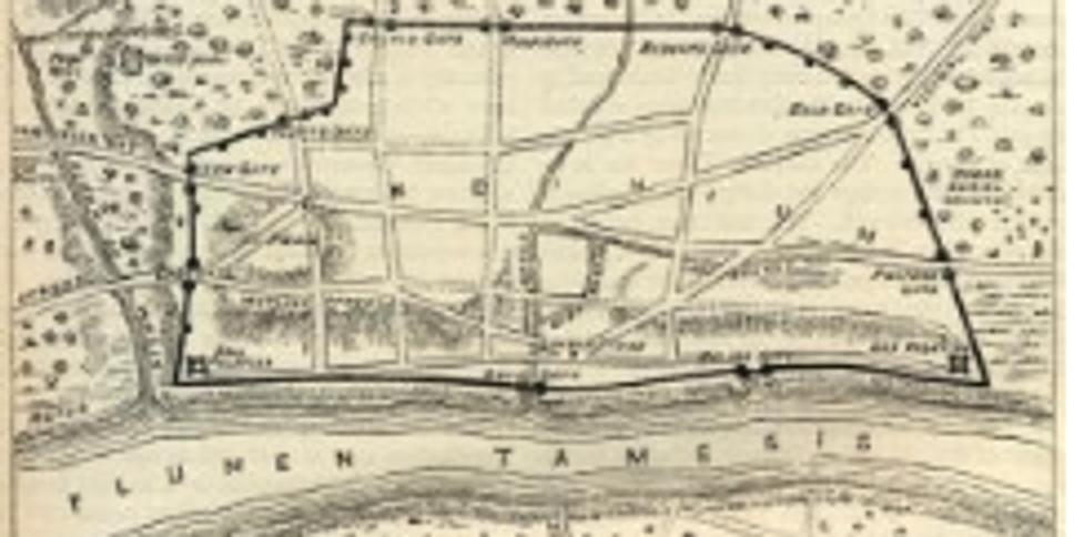Discover Roman London: Tour of Roman London