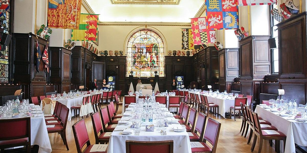 CANCELLED Lunch at Stationers' Hall following United Guilds' Service