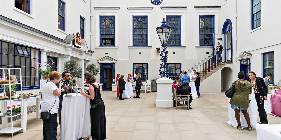 20th Anniversary Summer Reception Celebration at Apothecaries' Hall