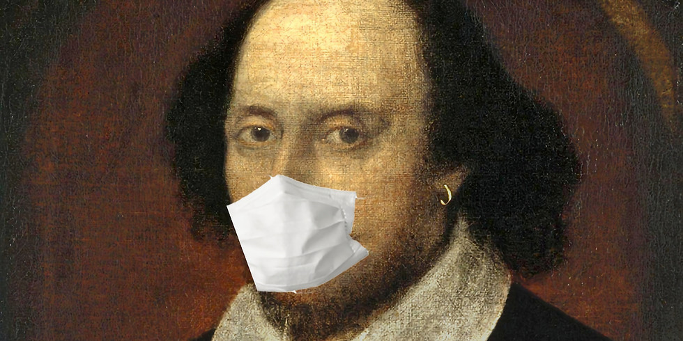 O! lest the world should task you to recite! An evening with the Bard of Avon