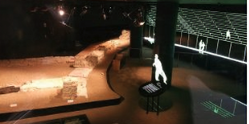 Discover roman London: Roman Amphitheatre at Guildhall Yard & Drinks Reception