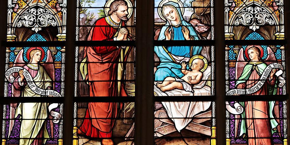 Carol Service, St Bartholomew the Great