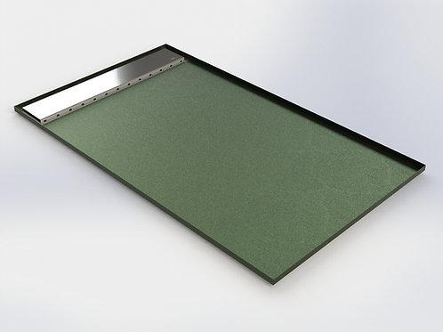 Base 36''x 60'' incluant le drain linéaire