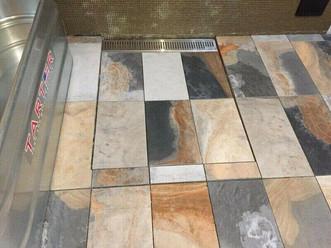 Base de douche prête à tuiler