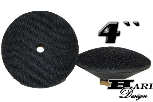 Support Velcro - Convexe - 4""