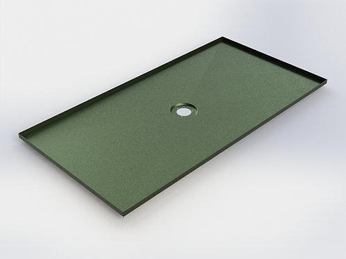 Ready-4-tiles shower base  32''x 60''