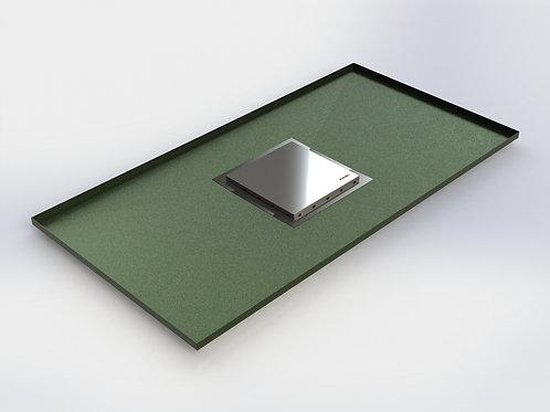 Base limited 32''x 60''incluant le drain