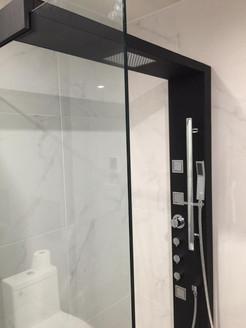 Colonne de douche en inox