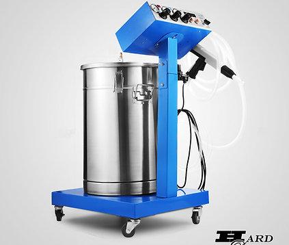 Système industrielle de revêtement en poudre electrostatique