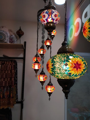 MOSAIC LAMPARA #3