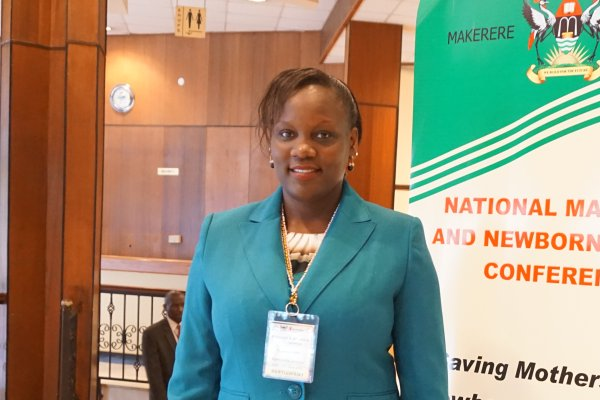 Dr. Isabella Epiu Invited to present at the First Uganda National Maternal and Newborn Health Confer