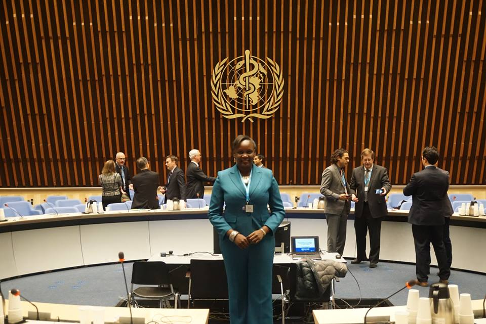 Dr ISABELLA WHO Geneva