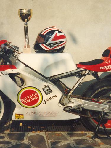 Supermono Yamaha MOretti Y2