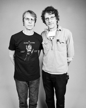 Mark and Steve of Mudhoney