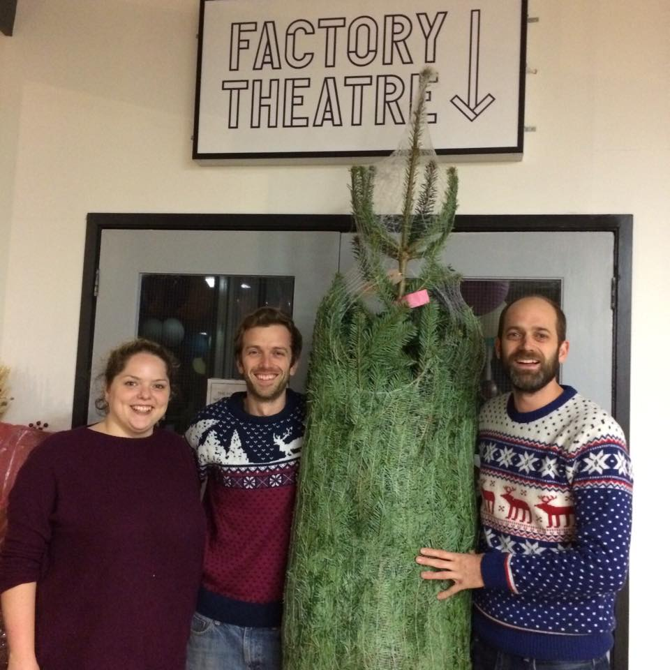 Bristol Christmas Trees