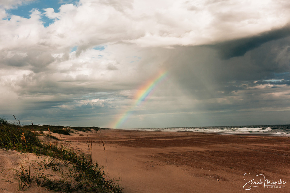 Rainbow at the Outer Banks