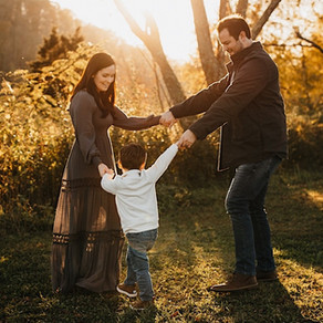The Oliver Family's Knoxville Family Session