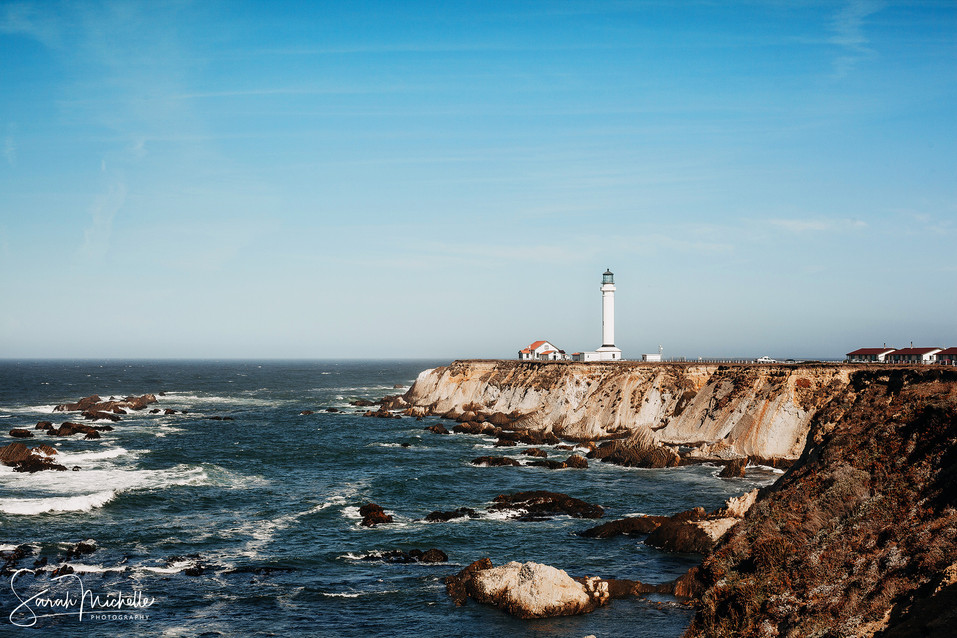 Point Arena Lighthouse and Museum