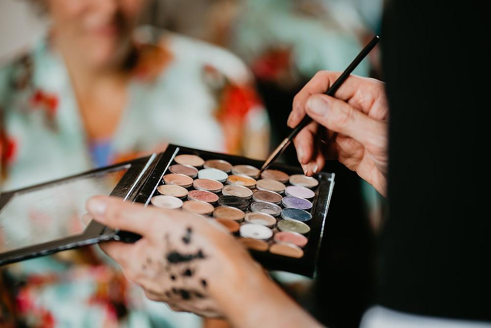 Makeup Palette for wedding