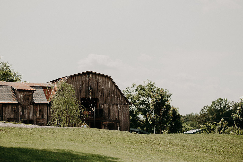 The Gray Dove Wedding Venue in Chattanooga Tennessee