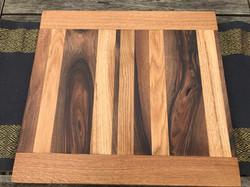 Walnut Resin Oak chopping board