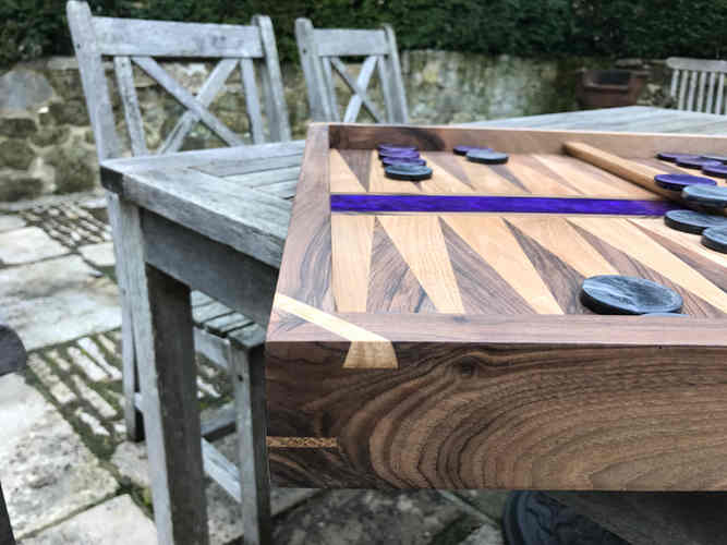Epxoy BackGammon Board