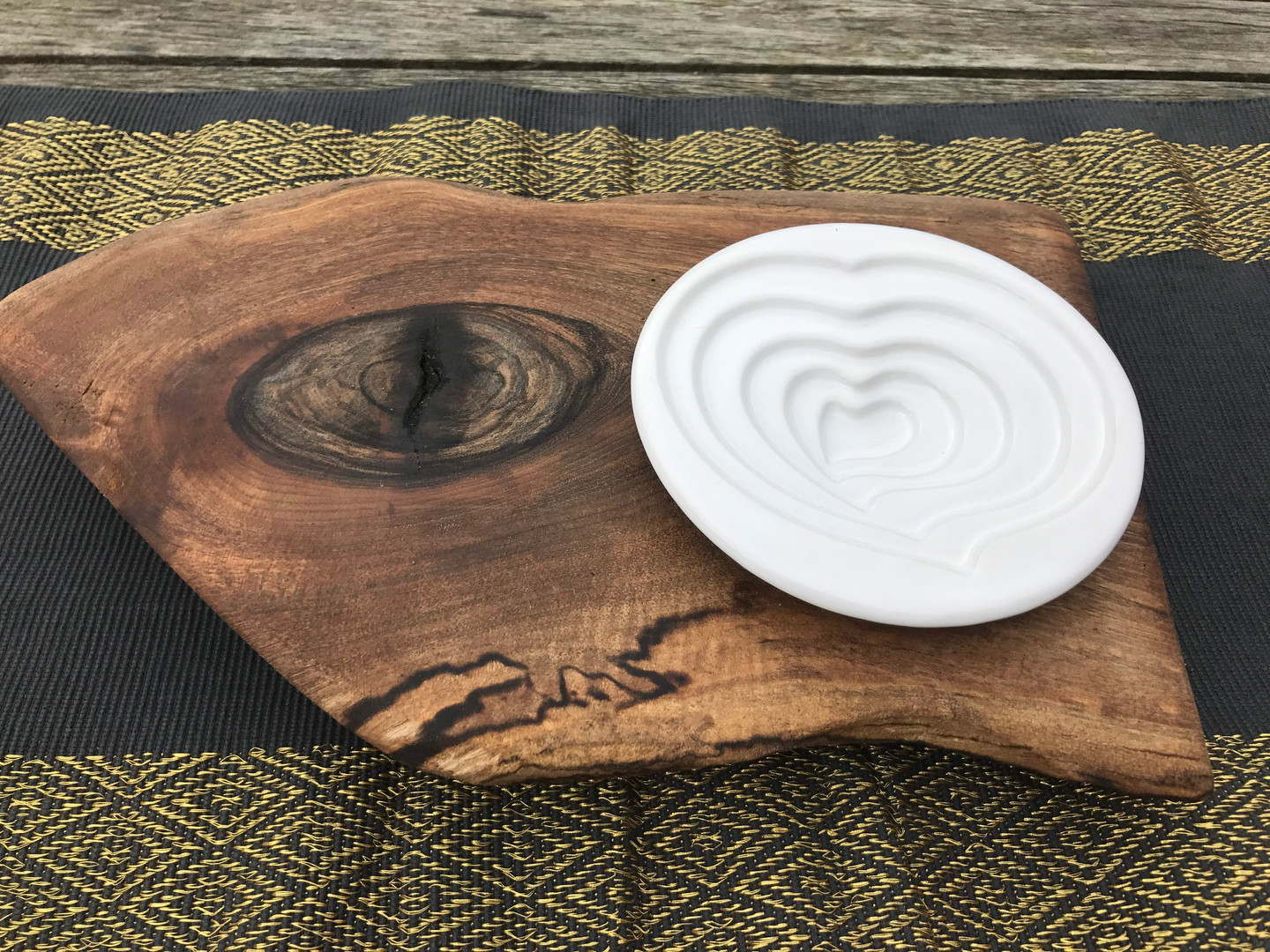 one pot board wooden
