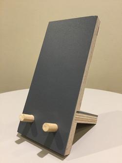 Birch Ply Marmoleum Iphone stand