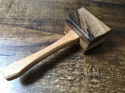 Walnut Hammer hand made